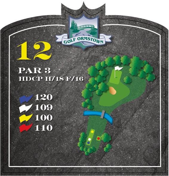 Une carte du Trou #12