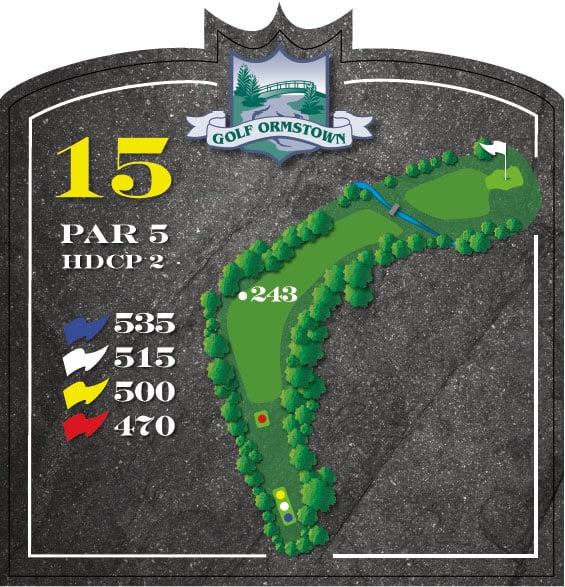 Une carte du Trou #15